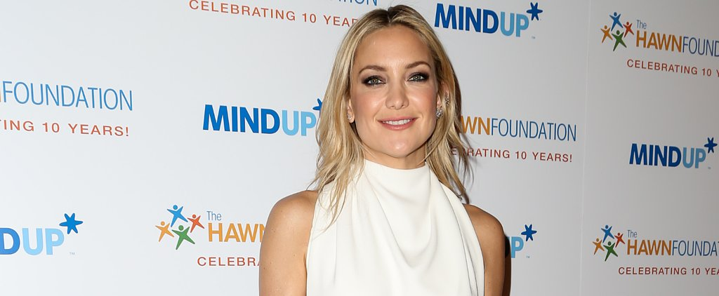 Kate Hudson Reveals the Key to Her Killer Body