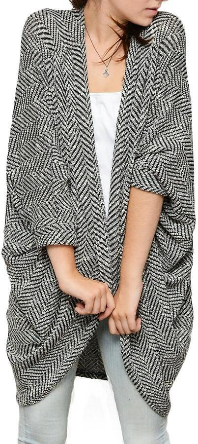 Audrey Oversized Comfort Cardigan
