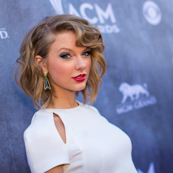 Taylor Swift's Raised Eyebrows