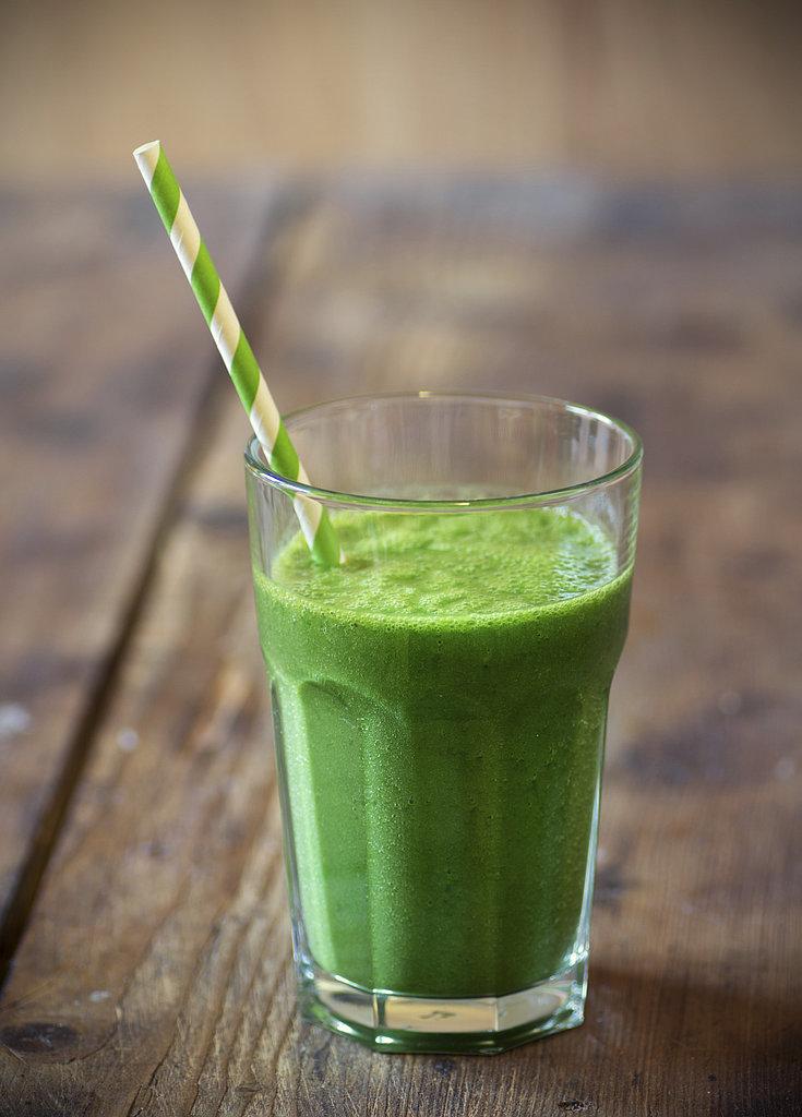 detox green smoothie recipe popsugar fitness. Black Bedroom Furniture Sets. Home Design Ideas