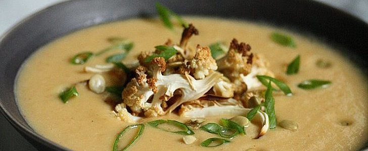This Vegan Cauliflower Soup Is the Perfect Post-Thanksgiving Reset