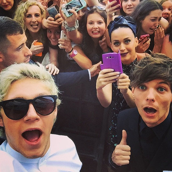 2014 Aria Awards Celebrity Instagram Photos