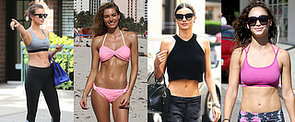The Official Guide to a Supermodel Stomach