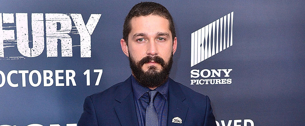 Shia LaBeouf Reveals He Was Raped at His Art Exhibit