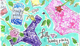 Lilly Lovers Rejoice, The Hanky Panky Collab Of Your Dreams Has Arrived