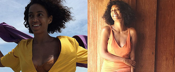 Solange Heats Up Brazil on Her Picture-Perfect Honeymoon