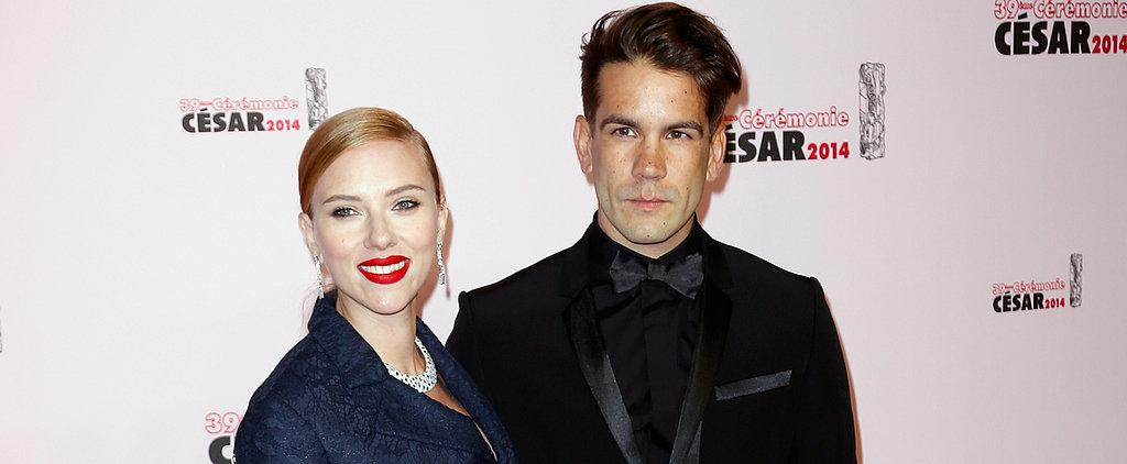 Scarlett Johansson Is Married!