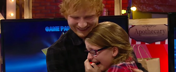 You'll Melt Over Ed Sheeran's Adorable Fan Surprise