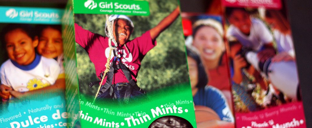For the First Time Ever, Girl Scout Cookies Can Be Bought Online