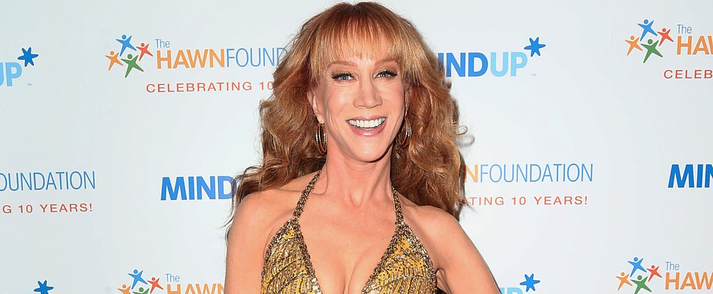 Kathy Griffin Will Replace Joan Rivers on Fashion Police