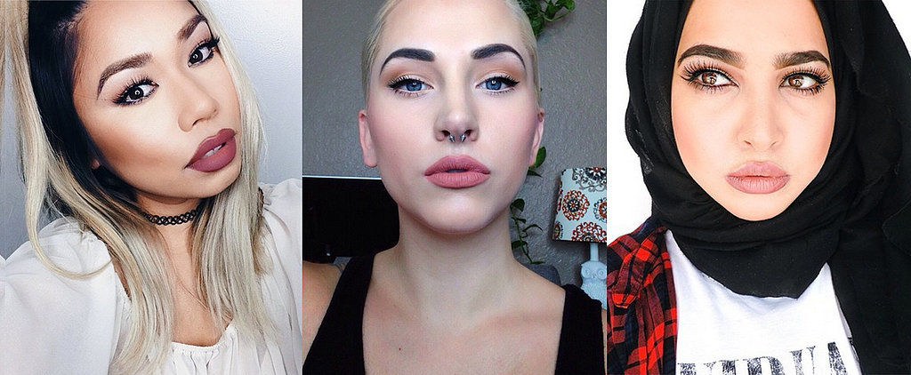 32 Real Girls Who Will Make You Want to Try #KylieJennerLips