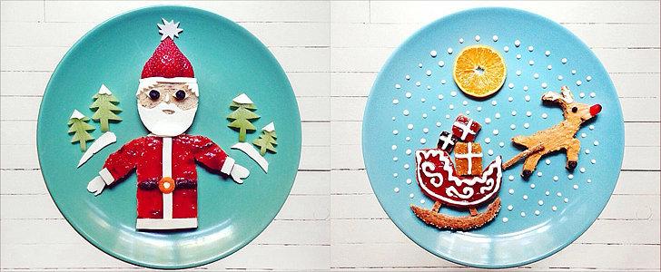 31 Days of Festive Food Art