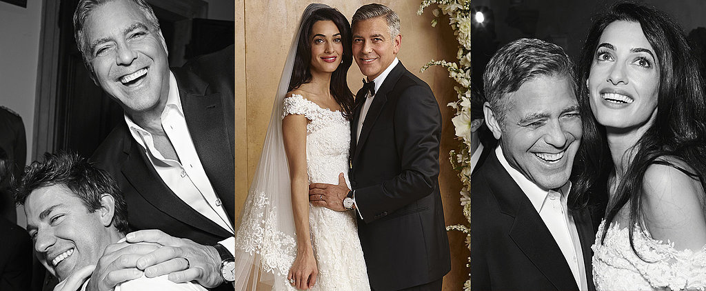 Go Inside George Clooney and Amal Alamuddin's Wedding