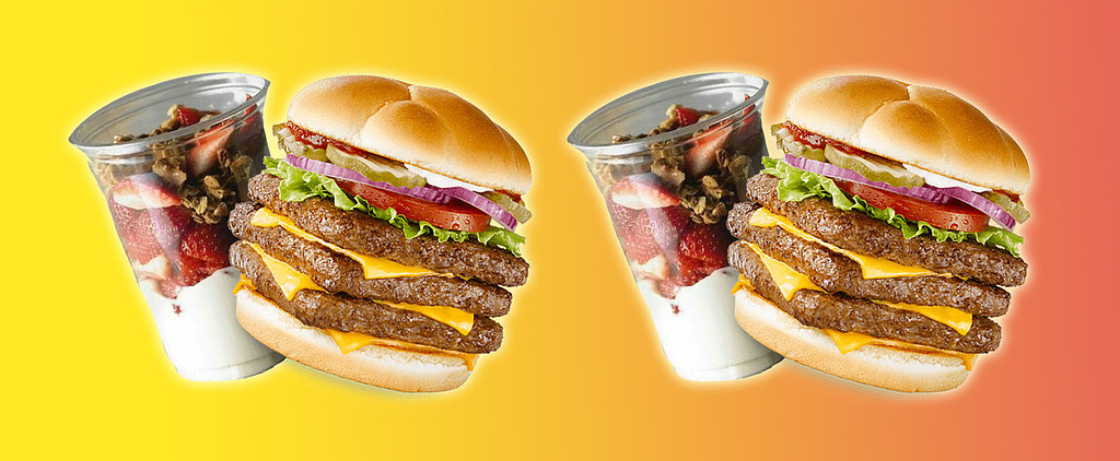Out on the Road? The Healthiest Fast-Food Meals to Order
