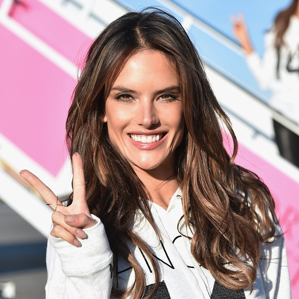 Alessandra Ambrosio Victoria's Secret Angel Interview 2014 ... Alessandra Ambrosio