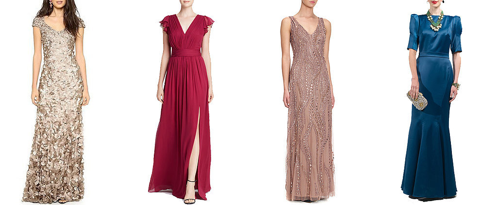 The Best Black-Tie Gowns For Festive Formal Parties