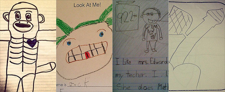 10 Times Kids' Art Missed the Mark