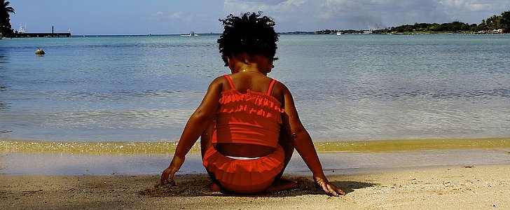 22 Times We Saw the Back of Blue Ivy's Head This Year