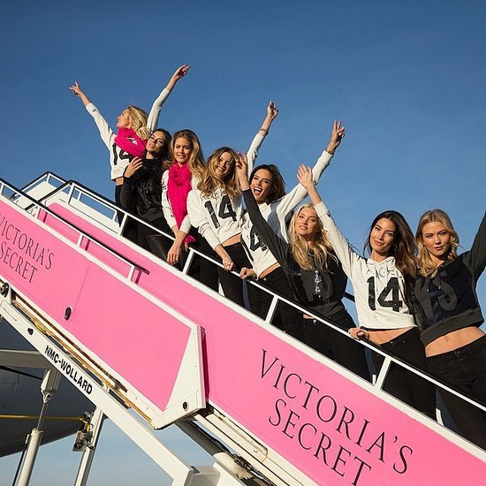 Victoria's Secret Show 2014 Instagram Pictures