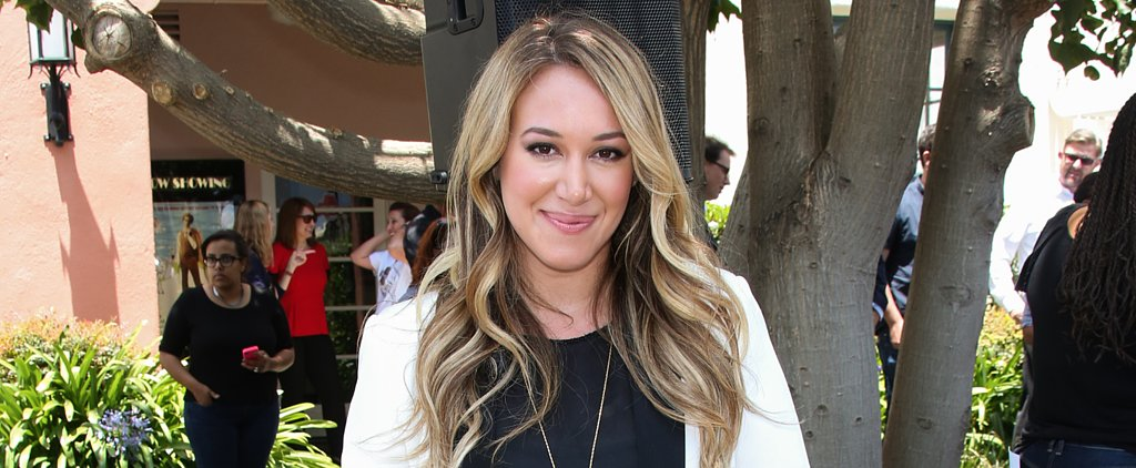 Haylie Duff Is Pregnant! See Her Growing Baby Bump