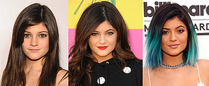 See the Epic Evolution of Kylie Jenner's Plumped-Up Lips