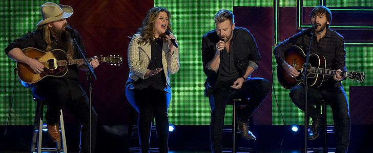 "Lady Antebellum Nails a Powerful Cover of Luke Bryan's ""Drink a Beer"""