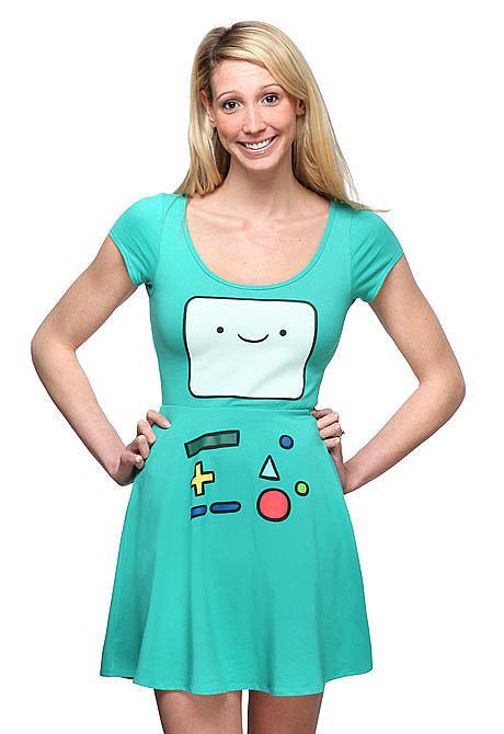 I Am Beemo Dress