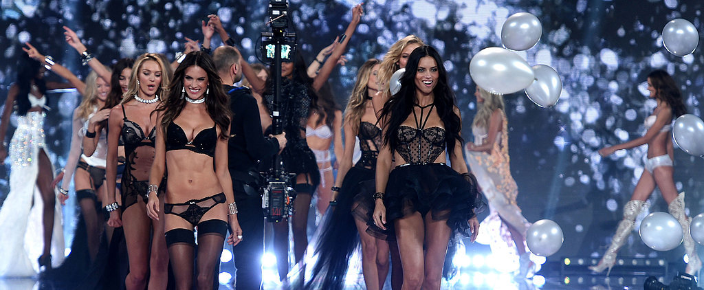 POPSUGAR Shout Out: Get Victoria's Secret Runway Show Abs With This Workout