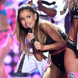 Ariana Grande at 2014 Victoria's Secret Fashion Show