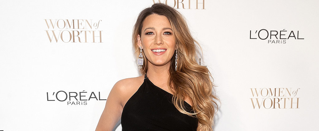 Blake Lively Wore the Best Kind of Body-Con Dress