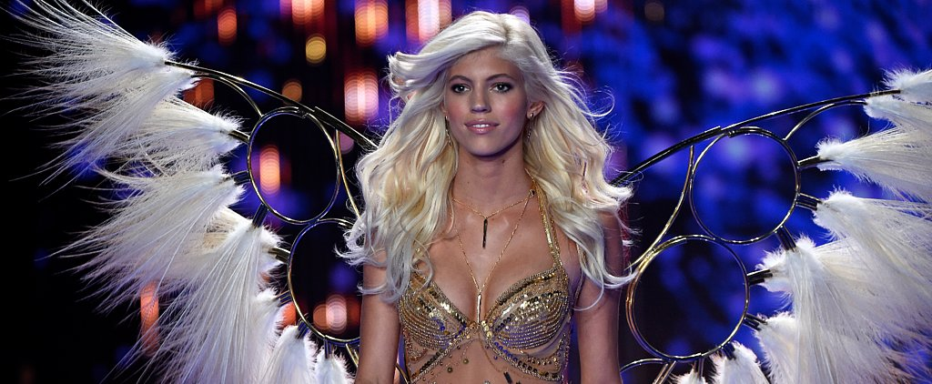 Watch a Victoria's Secret Angel's Bombshell Hair Makeover Backstage