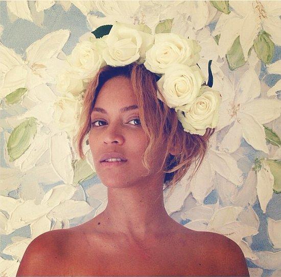 Beyonce and NCLA Nail Wraps