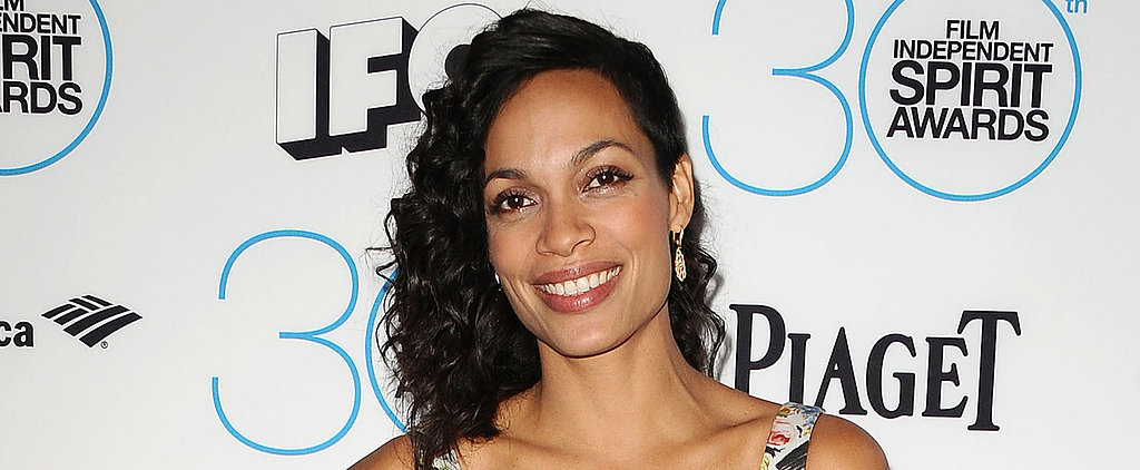 Rosario Dawson Reportedly Adopted a 12-Year-Old Girl