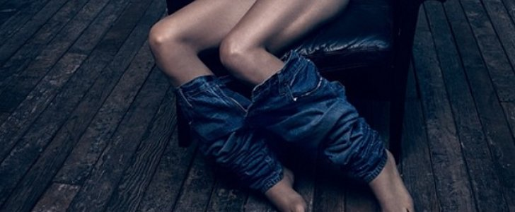 Watch the First Video From Alexander Wang's Totally NSFW Denim Campaign