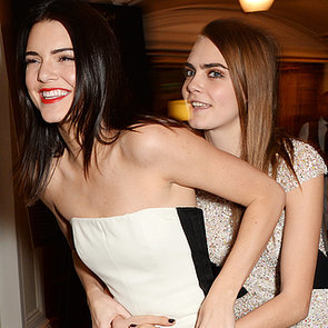 Cara Delevingne and Kendall Jenner Are Best Friends