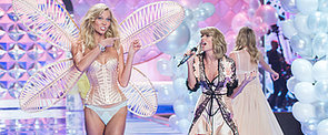Taylor Swift and Karlie Kloss Took Their BFF Status to New Levels on the VS Stage