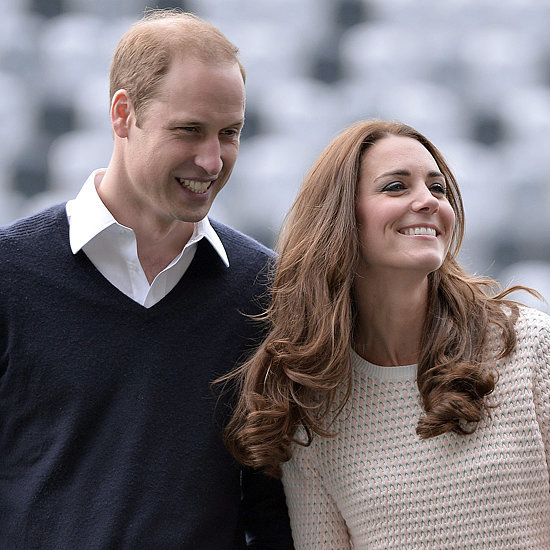 The Best Prince William and Kate Middleton Pictures 2014