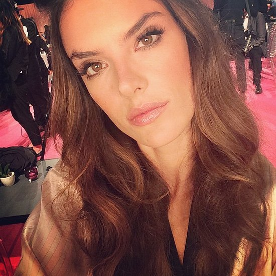 Victoria's Secret Show Backstage Instagram Pics