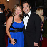 Jimmy Fallon Welcomes His Second Daughter!