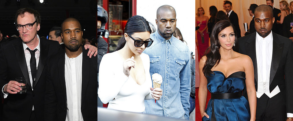 All the Times Kanye West Didn't Smile This Year (but Probably Should Have)