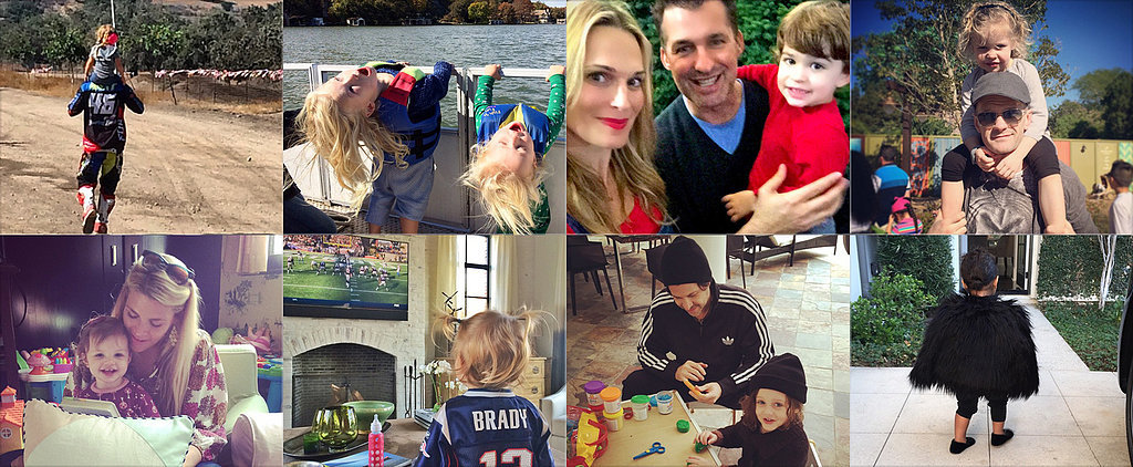 Gisele, Kim, Molly, and More Shared the Sweetest Snaps of Their Tots This Week!
