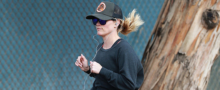 This Wild Actress Made Time For Cardio, So You Can Too