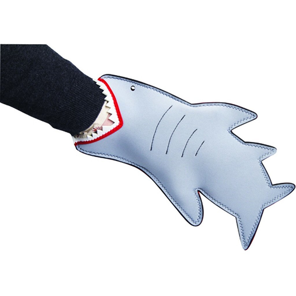 Shark Bite Oven Mitt