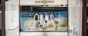 Have You Seen the David Jones Christmas Windows Yet?