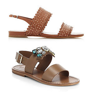 100 Of The Best Tan Sandals