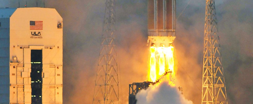 Incredible Photos From the Orion Spacecraft Launch