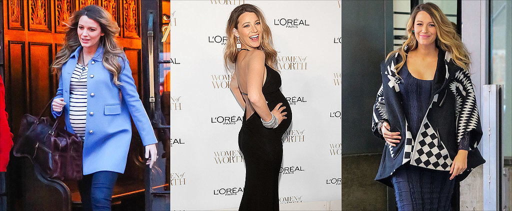 Blake Lively Is Officially the Most Stylish Mom on the Planet
