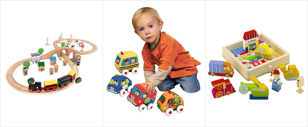 The Wheel Deal: 36 Toys For Transportation-Loving Tots!