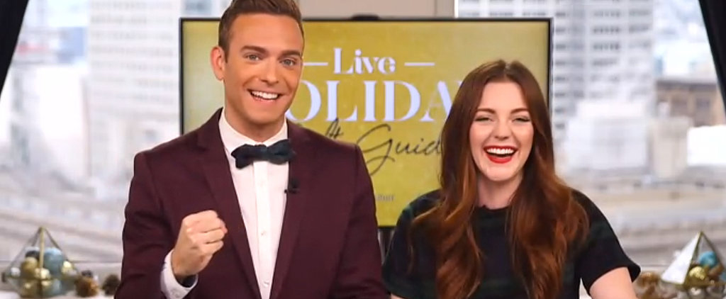 Watch Now! POPSUGAR Live Holiday Gift Guide Show