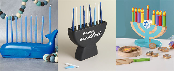 Come On Baby, Light My Fire: 10 Kid-Friendly Menorahs